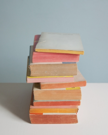 Reading Color #17 (from the series Reading in Color), 2020. Archival pigment print, 13 x 18 inches.