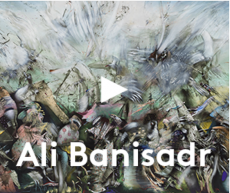 "Frieze Video ""Ali Banisadr: The World Upside Down"""