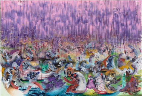 Get to know: Ali Banisadr