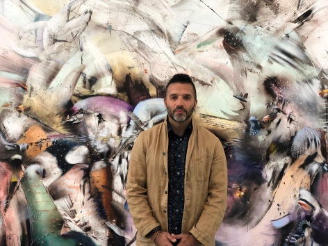 Art Out: Foreign Lands by Ali Banisadr