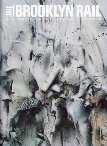 """Ali Banisadr with Phong Bui"" In Conversation (October Cover)"