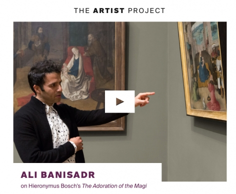 Ali Banisadr on Hieronymus Bosch's The Adoration of the Magi | The Artist Project | The Metropolitan Museum of Art