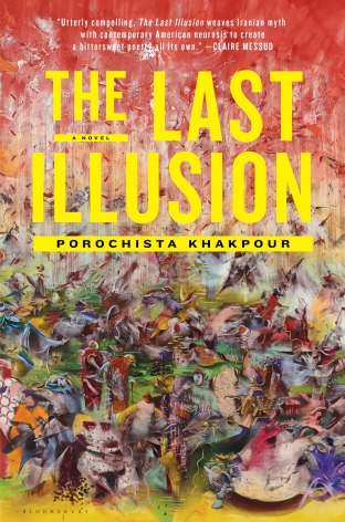 """Cover for """"The Last Illusion"""" A Novel"""