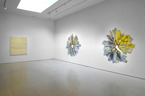 Installation view, Brie Ruais & Christopher Le Brun, McClain Gallery, Houston, TX, June 2021