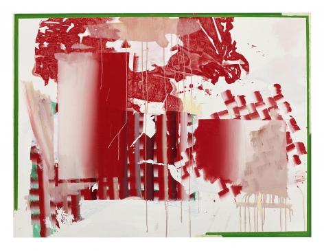 Shane Tolbert Ponyboy, 2021 acrylic, oil on canvas 48 x 66 inches