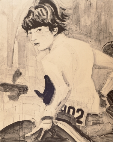 Elizabeth Peyton  John, 2000  color lithograph  24 x 19 inches  10, Edition of 350  signed  $8,500