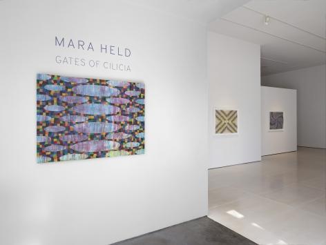 Mara Held front wall view