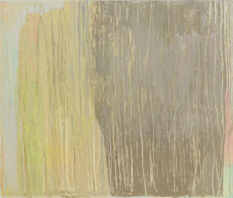 Christopher Le Brun Woodnotes, 2020 oil on canvas 67 x 86 3/4 inches