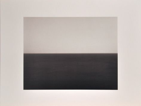 Hiroshi Sugimoto  Time Exposed [Marmara Sea Silivli 1991, 371], 1991  offset lithographs on laid paper with full margins  18 1/4 x 13 7/8 inches  Edition of 500  blindstamped title, date and number  $1,500