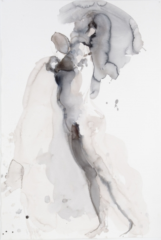 Eric Fischl  Arching Woman, 2012  pigment print on paper  24 1/8 x 17 9/16 inches  Edition of 25  $4,000
