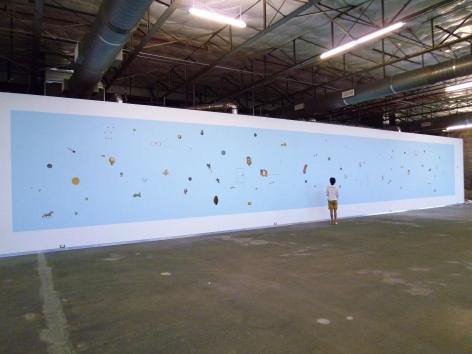 Installation at Dallas Contemporary, Texas