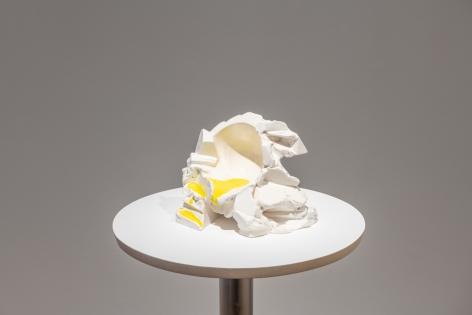 Sharon Engelstein,  Hot Pool, 2018,  glazed ceramic,  7 x 9 x 6 1/2 inches