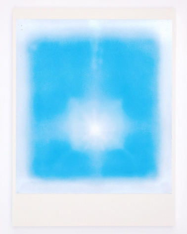 Katsumi Hayakawa Equivalent, 2017 acrylic on paper on wood panel 23 3/4 x 17 3/4 inches
