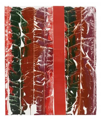 Shane Tolbert Blood Harmony, 2021 acrylic on canvas 60 x 50 inches