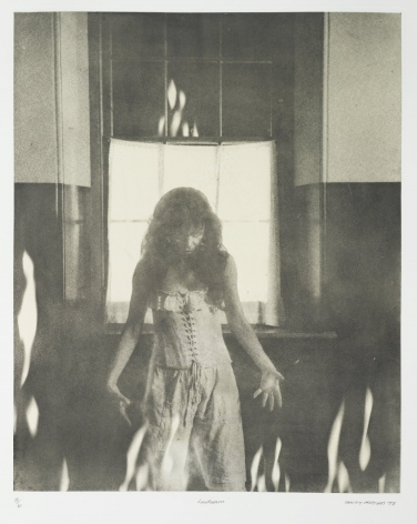 Tracey Moffatt Laudanum 18, 1998 photogravure on rag paper, 9/60 30 x 22 1/2 inches $4,000