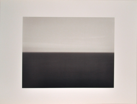 Hiroshi Sugimoto  Time Exposed [Marmara Sea Silivli 1991, 370], 1991  offset lithographs on laid paper with full margins  18 1/4 x 13 7/8 inches  edition of 500  blindstamped title, date and number  $1,500