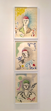 Portrait Series, No. 8, 5, 1