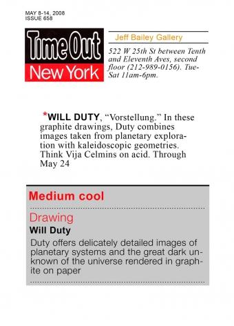 Medium Cool: Will Duty
