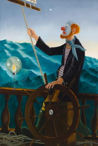 Around the World Alone (Venerable Seafarer - Dusk)