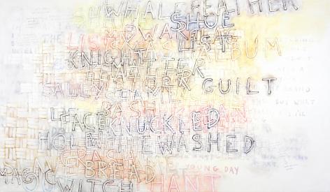 Whitewashed - exhibition