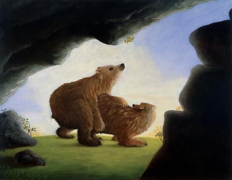 Bears - exhibition