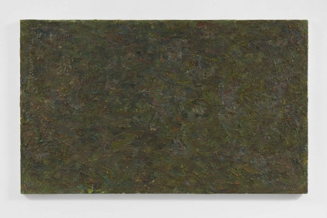 heavy textured painting