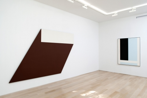 Shifting Planes, Installation view 2013