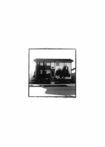 Untitled, from the series Dingbat, 1982-83Gelatin silver print8 x 6 inches (20.3 x 15.2 cm)Edition 1/6, 2 AP