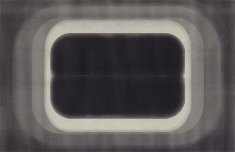 Aperture Series (26), 2015, Laser toner on paper, unique
