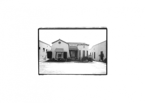Untitled, from the series Stucco, 1973-76, Gelatin silver print, 5 x 7 inches (12.7 x 17.8 cm), Edition 1/6, 2 AP