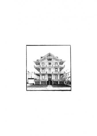 Jersey Shore, 1986-88, Gelatin silver print, 8 x 6 inches (20.3 x 15.2 cm), Edition 6/6, 2 AP