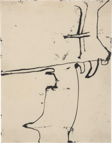 Untitled (Albuquerque) (CR no. 741), 1950