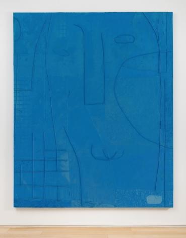 Untitled (Tonics/blue), 2018
