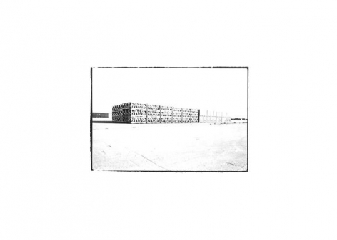 Untitled, from the series Military Architecture, 1975Gelatin silver print5 x 7 inches (12.7 x 17.8 cm)Edition 4/6, 2 AP