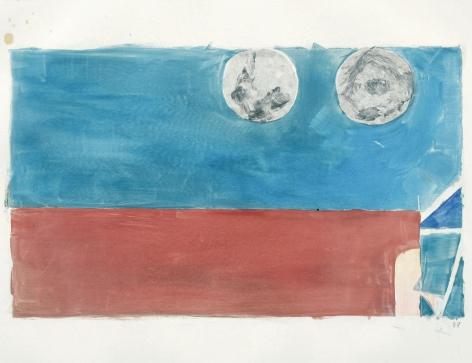 VI, 1988 Monotype