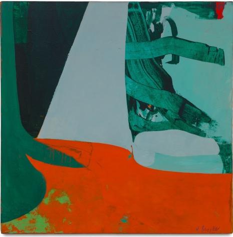 Jorahm,1976 Acrylic on canvas