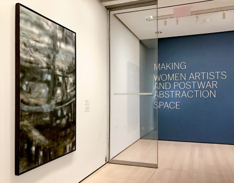 Making Space: Women Artists and Postwar Abstraction, 2017,Museum of Modern Art, New York, NY, © The Hedda Sterne Foundation, Inc. / Licensed by ARS, New York, NY