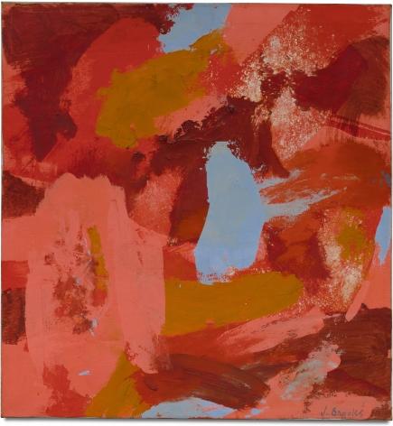 Falfurias,1957 Oil on canvas