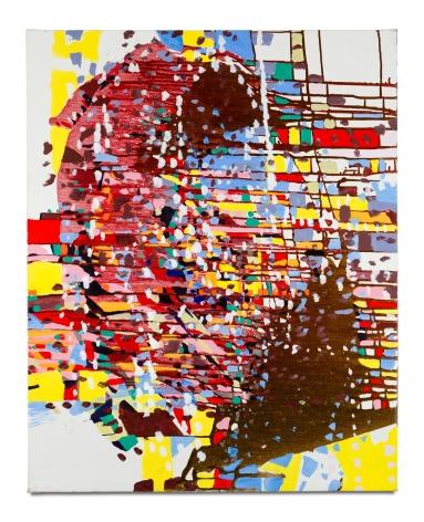 Portrait (Invisible 9),2017
