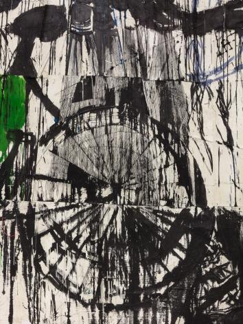 Mitsvairo, Cobra Vim [detail], 2018