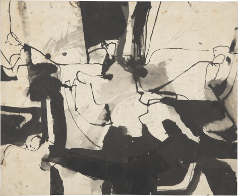 Untitled (CR no. 825), c. 1950-53