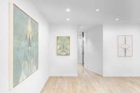 Hedda Sterne Installation View