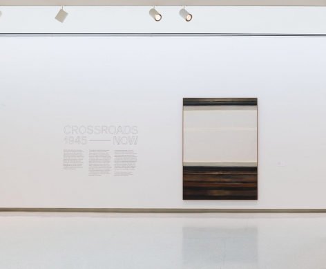 Crossroads: Carnegie Museum of Art's Collection, 1945 to Now, 2018 - 2021, Carenegie Museum of Art, Pittsburgh, PA, Photographer Bryan Conley