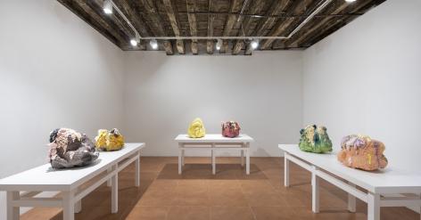 Brian Rochefort installation view