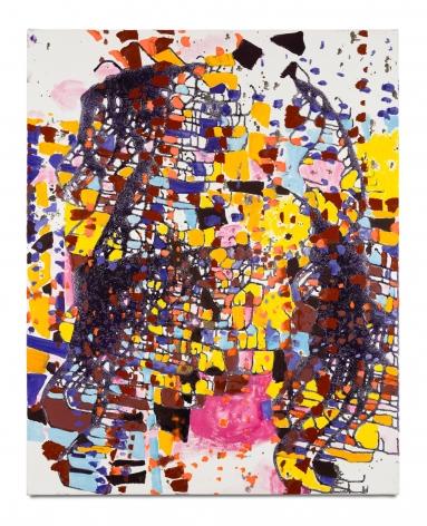 Portrait (Invisible 15),2018