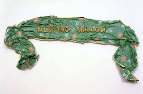 Ree Morton Weeping Willow