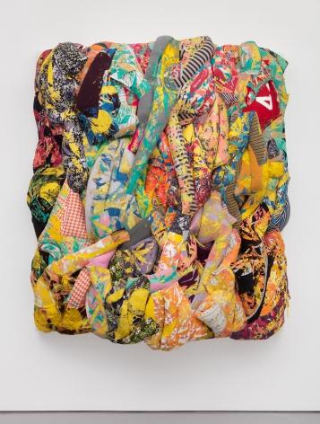 Aiko Hachisuka Untitled (Yellow), 2018