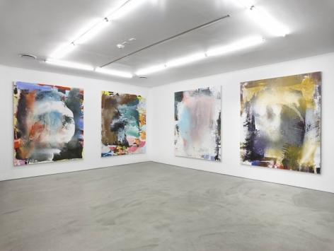 Gallery installation view
