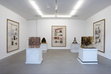Gallery installation view