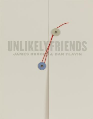 Unlikely Friends: James Brooks & Dan Flavin